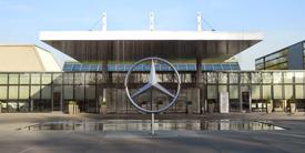 考察汽車製造商 – Mercedes-Benz Sindelfingen工廠 - 中國生產力中心德國工業4.0考察團