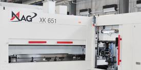 考察工具機製造商 – MAG - 中國生產力中心德國工業4.0考察團