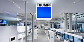 考察工具機製造商 – TRUMPF - 中國生產力中心德國工業4.0考察團