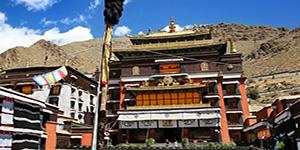 西藏-扎什倫布寺