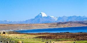西藏-壯麗群山