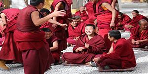 西藏-色拉寺